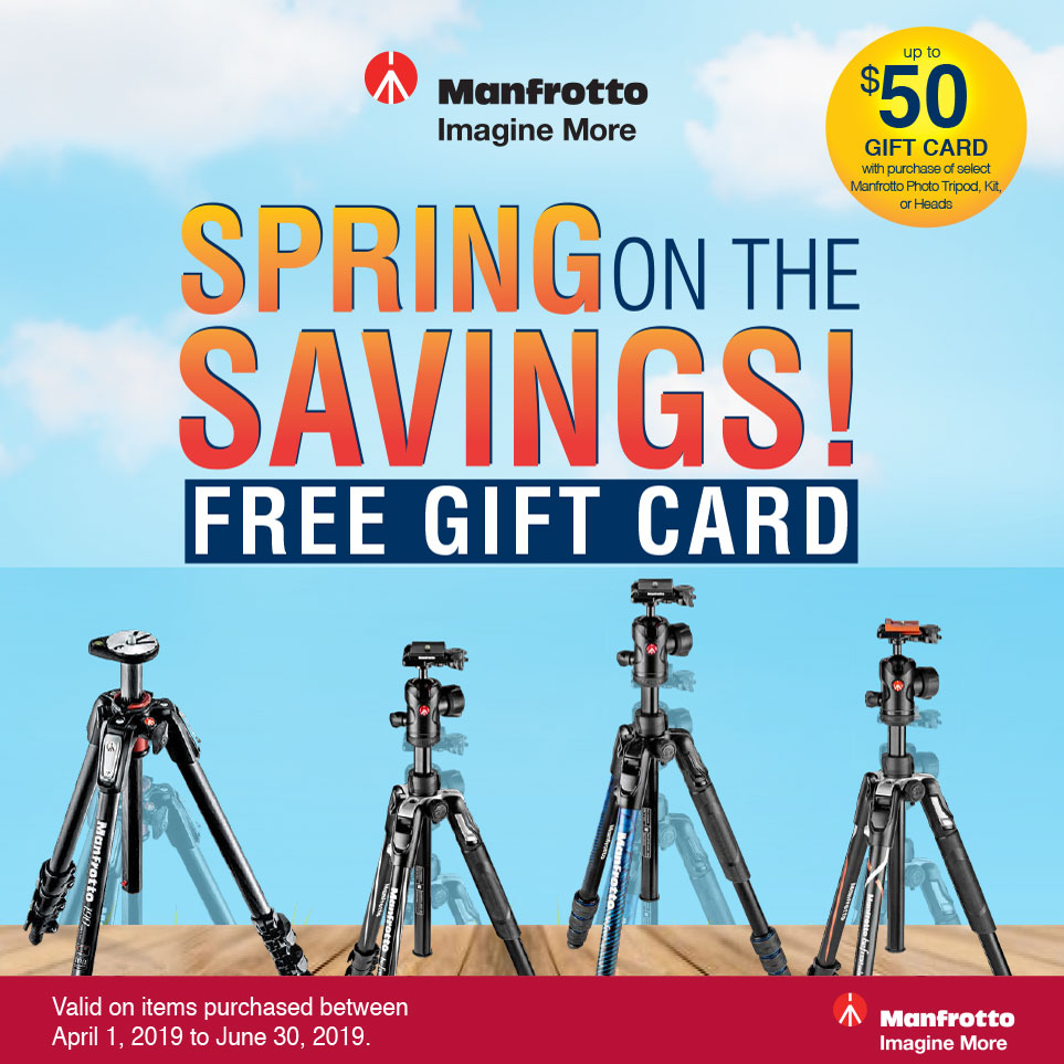 Manfrotto Gift Card