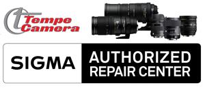 Camera Repair at Tempe Camera